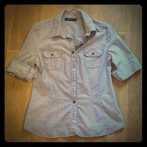 Apt. 9 button down shirt (3for$20)